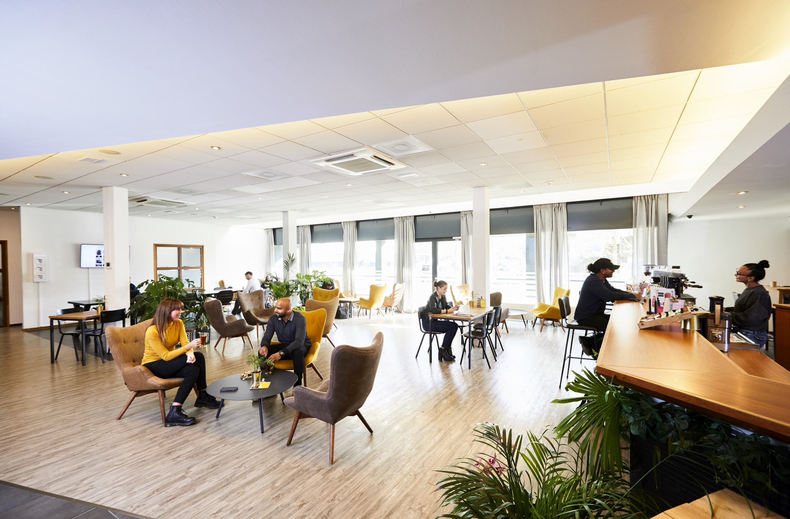 David Lloyd Rotterdam Centrum Sportscholencheck